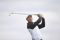 Denzel Ieremia of Team New Zealand on the 3rd tee during Round 3 of the WATC 2018 - Eisenhower Trophy at Carton House, Maynooth, Co. Kildare on Friday 7th September 2018.<br /> Picture:  Thos Caffrey / www.golffile.ie<br /> <br /> All photo usage must carry mandatory copyright credit (&copy; Golffile | Thos Caffrey)