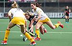 AMSTELVEEN - Hockey - Hoofdklasse competitie dames. AMSTERDAM-DEN BOSCH (3-1) . Pleun van der Plas (Den Bosch).  COPYRIGHT KOEN SUYK