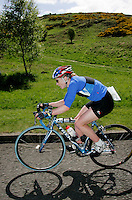 13 MAY 2006 - EDINBURGH, GBR - Catriona Morrison - British Duathlon Championships (PHOTO (C) NIGEL FARROW)