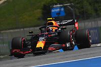 5th July 2020; Red Bull Ring, Spielberg Austria; F1 Grand Prix of Austria, Race Day; 23 Alexander Albon THA, Aston Martin Red Bull Racing