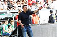 Trainer Christian Titz (Hamburger SV) - 05.05.2018: Eintracht Frankfurt vs. Hamburger SV, Commerzbank Arena, 33. Spieltag Bundesliga