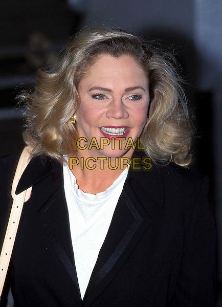 KATHLEEN TURNER..Ref: 6370 ..headshot, portrait, laughing, smiling..www.capitalpictures.com..sales@capitalpictures.com..©Capital Pictures