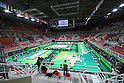 General view of Rio Olympic Arena, <br /> AUGUST 3, 2016 - Artistic Gymnastics : <br /> at Rio Olympic Arena <br /> during the Rio 2016 Olympic Games in Rio de Janeiro, Brazil. <br /> (Photo by YUTAKA/AFLO SPORT)