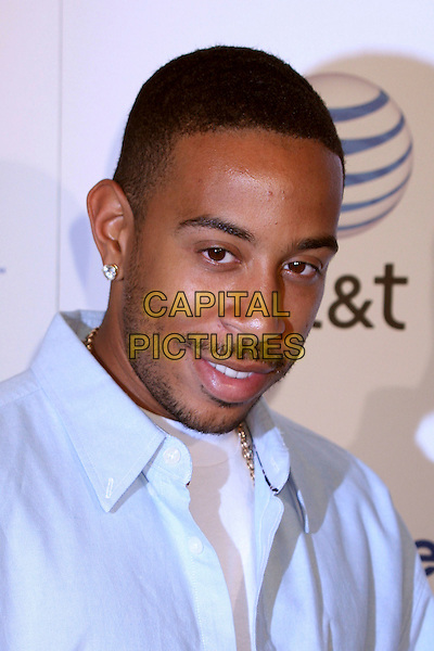 "CHRIS ""LUDACRIS"" BRIDGES.AT&T's BlackBerry Curve Launch Party at the Beverly Wilshire Hotel, Beverly Hills, California, USA,.31 May 2007..portrait headshot.CAP/ADM/BP.©Byron Purvis/AdMedia/Capital Pictures."