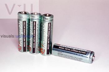 Nickel metal hydride batteries