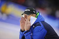 SCHAATSEN: HEERENVEEN: IJsstadion Thialf, 12-02-15, World Single Distances Speed Skating Championships, Jillert Anema (trainer/coach Team Clafis), ©foto Martin de Jong