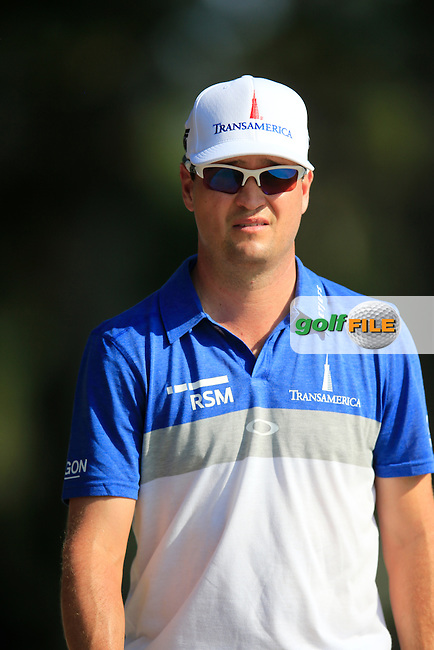 Zach Johnson (USA) during round 1of the Players, TPC Sawgrass, Championship Way, Ponte Vedra Beach, FL 32082, USA. 12/05/2016.<br /> Picture: Golffile | Fran Caffrey<br /> <br /> <br /> All photo usage must carry mandatory copyright credit (&copy; Golffile | Fran Caffrey)