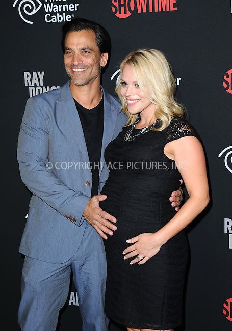 WWW.ACEPIXS.COM<br /> <br /> June 25 2013, LA<br /> <br /> Jonathan Schaech arriving at a screening of 'Ray Donovan' at DGA Theater on June 25, 2013 in Los Angeles, California<br /> <br /> By Line: Peter West/ACE Pictures<br /> <br /> <br /> ACE Pictures, Inc.<br /> tel: 646 769 0430<br /> Email: info@acepixs.com<br /> www.acepixs.com