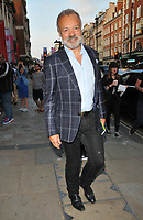 Graham Norton at the Royal Academy of Arts Summer Exhibition 2018 VIP preview party, Royal Academy of Arts, Burlington House, Piccadilly, London, England, UK, on Wednesday 06 June 2018.<br /> CAP/CAN<br /> &copy;CAN/Capital Pictures