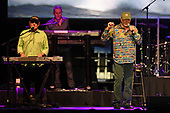 HOLLYWOOD FL - FEBRUARY 27: Bruce Johnston and Mike Love of The Beach Boys perform at the Hard Rock Events Center held at the Seminole Hard Rock Hotel & Casino on February 27, 2019 in Hollywood, Florida. : Credit Larry Marano © 2019