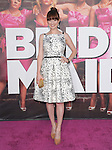 Ellie Kemper at The Universal Pictures L.A. Premiere of Bridesmaids at Mann Village Theatre in West Hollywood, California on April 28,2011                                                                               © 2011 Hollywood Press Agency