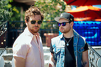 Royal Blood at Coachella Valley Music and Arts Festival, Weekend 2, Day 2 (Photo by Tiffany Chien/Guest Of A Guest)