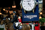 Jane Richard Philips of Switzerland rider Pablo de Virtont in action during the Longines Grand Prix as part of the Longines Hong Kong Masters on 15 February 2015, at the Asia World Expo, outskirts Hong Kong, China. Photo by Victor Fraile / Power Sport Images