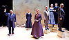 Lady Anna All At Sea <br /> at Park Theatre, London, Great Britain <br /> press photocall <br /> 19th August 2015 <br /> <br /> Tim Frances as Anthony Trollope <br /> Julie Teal as Aunt Jane <br /> Caroline Langrishe as Countess Lovel <br /> Adam Scott-Rowley as Frederic<br /> Antonia Kinlay as Lady Anna <br /> Will Rastall as Daniel Thwaite<br /> Edward Halsted as Mr Flick <br /> <br /> <br /> Photograph by Elliott Franks <br /> Image licensed to Elliott Franks Photography Services