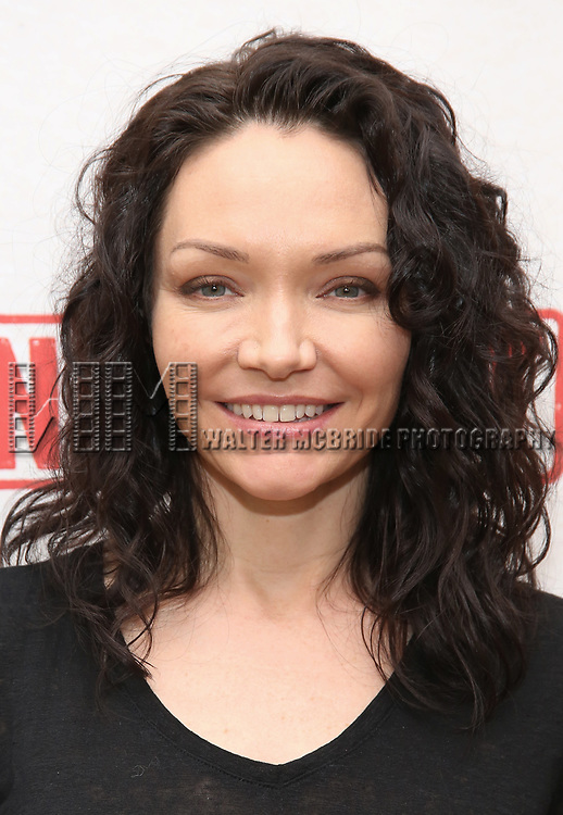 "Katrina Lenk attends the ""Indecent"" Media Day at Playwrights Horizons on March 13, 2017 in New York City."