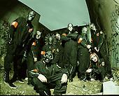 SLIPKNOT MINIAPOLOIS, 2001 LOCATION