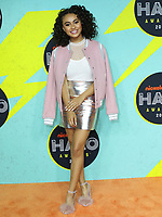 www.acepixs.com<br /> <br /> November 4 2017, New York City<br /> <br /> Daniella Perkins arriving at the Nickelodeon Halo Awards 2017 at Pier 36 on November 4, 2017 in New York City<br /> <br /> By Line: Nancy Rivera/ACE Pictures<br /> <br /> <br /> ACE Pictures Inc<br /> Tel: 6467670430<br /> Email: info@acepixs.com<br /> www.acepixs.com