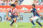 Con un marcador d 2 goles por 1, Atlético Junior ganó el clásico de Barranquilla a Uniautónoma, este domingo por la tarde en el estadio Metropolitano, en juego de la fecha 8 del Torneo Apertura Colombiano 2015.