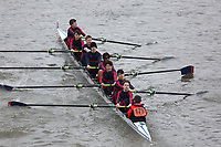 Crew: 179   Kings College School Boat Club   School second J15 8<br /> <br /> Schools' Head of the River 2018<br /> <br /> To purchase this photo, or to see pricing information for Prints and Downloads, click the blue 'Add to Cart' button at the top-right of the page.