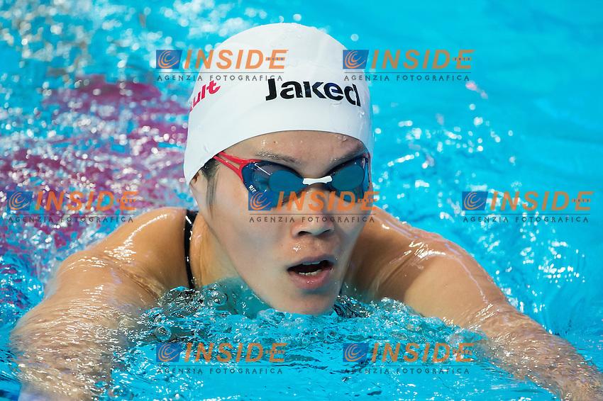 KANETO Rie JPN<br /> Swimming - Women's  200m breaststroke heats<br /> Day 14 06/08/2015<br /> XVI FINA World Championships Aquatics Swimming<br /> Kazan Tatarstan RUS July 24 - Aug. 9 2015 <br /> Photo Giorgio Perottino/Deepbluemedia/Insidefoto