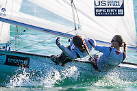 Sydney Bolger and Carly Shevitz, Women's 470, US Sailing Team Sperry Top-Sider 2014
