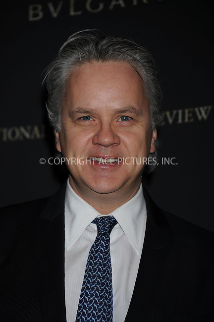 WWW.ACEPIXS.COM . . . . . ....January 14 2009, New York City....Actor Tim Robbins arriving at the 2008 National Board of Review awards gala at Cipriani on January 14, 2009 in New York City. ....Please byline: KRISTIN CALLAHAN - ACEPIXS.COM.. . . . . . ..Ace Pictures, Inc:  ..tel: (212) 243 8787 or (646) 769 0430..e-mail: info@acepixs.com..web: http://www.acepixs.com