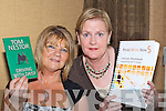 TV APPEARANCE: Jane Quilligan, Tiernaboul (left) who participated in the Killarney Literacy Scheme with her tutor Noiri?n Browne, Kerry Education Services, will be appearing in the RTE programme Written Off.   Copyright Kerry's Eye 2008