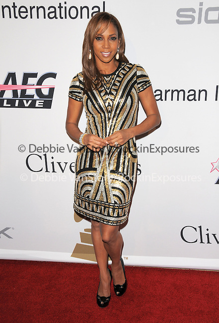 Holly Robinson Peete at The Clive Davis / Recording Academy Annual Pre- Grammy Party held at The Beverly Hilton Hotel in Beverly Hills, California on February 07,2009                                                                     Copyright 2009 Debbie VanStory/RockinExposures