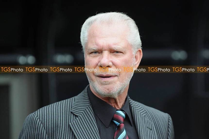West Ham United Chairman David Gold - Newcastle United vs West Ham United - Barclays Premier League Football at St James Park, Newcastle upon Tyne - 24/08/13 - MANDATORY CREDIT: Steven White/TGSPHOTO - Self billing applies where appropriate - 0845 094 6026 - contact@tgsphoto.co.uk - NO UNPAID USE