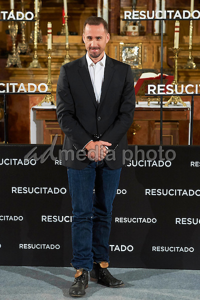 "16 March 2016 - Madrid, Spain - ""Risen"" Photocell at San Antonio de los Alemanes Church in Madrid. Photo Credit: PPE/face to face/AdMedia"