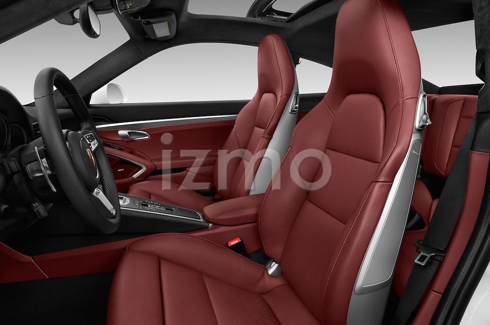 Front seat view of 2017 Porsche 911 Carrera S 2 Door Coupe Front Seat  car photos