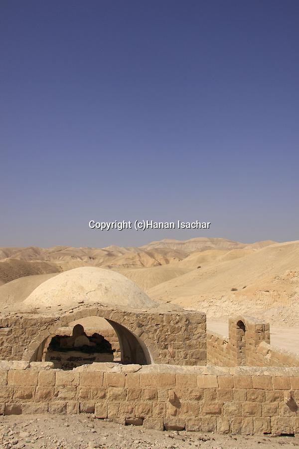 The Judean Desert, Maqam Hasan al-Rai near Nabi Musa