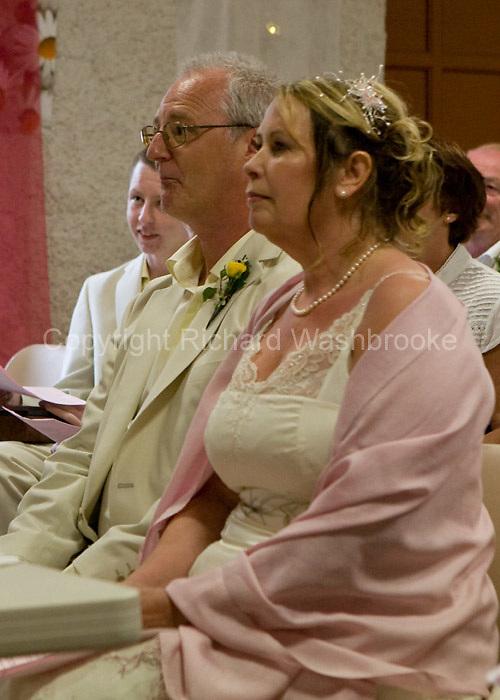 Wedding - Shirley & Ian  26th May 2008