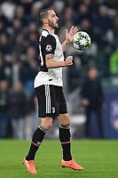 Leonardo Bonucci of Juventus <br /> Torino 26/11/2019 Juventus Stadium <br /> Football Champions League 2019//2020 <br /> Group Stage Group D <br /> Juventus - Atletico Madrid <br /> Photo Andrea Staccioli / Insidefoto