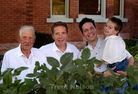 merrill family portraits<br />