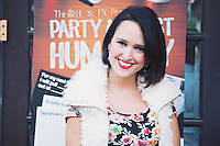 Elizabeth Lazo attends Thrillist & FX Present Party Against Humanity at The Den.