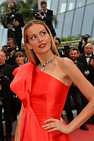 """CANNES, FRANCE. May 20, 2019: Petra Nemcova at the gala premiere for """"La Belle Epoque"""" at the Festival de Cannes.<br /> Picture: Paul Smith / Featureflash"""