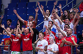 7th September 2017, Fenerbahce Arena, Istanbul, Turkey; FIBA Eurobasket Group D; Russia versus Great Britain; Fans of Russia cheer during the match