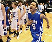 Southfield Christian vs Wyoming Christian, Boys Varsity Basketball, 3/23/13