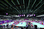 General view, <br /> AUGUST 23, 2018 - Badminton : <br />  at Gelora Bung Karno Istora <br /> during the 2018 Jakarta Palembang Asian Games <br /> in Jakarta, Indonesia. <br /> (Photo by Naoki Nishimura/AFLO SPORT)
