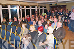 Excel Business Network: Audience at the Excel Business Network Meeting in the Listowel arms Hotel on Monday night last.