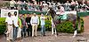 Farce winning at Delaware Park on 5/27/13.