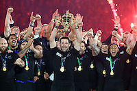 151031 Rugby World Cup 2015 Final - SH NZ All Blacks v Australia Wallabies