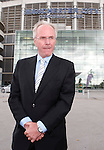 Sven Goran Eriksson is introduced as the new Manchester City manager