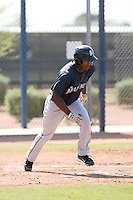 Denny Almonte, Seattle Mariners 2010 minor league spring training..Photo by:  Bill Mitchell/Four Seam Images.
