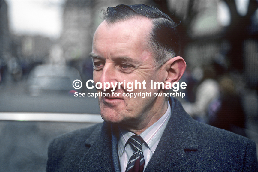 Lawrence Wren, deputy commissioner, An Garda S&iacute;och&aacute;na, Irish police service, 19820300021LW..<br />