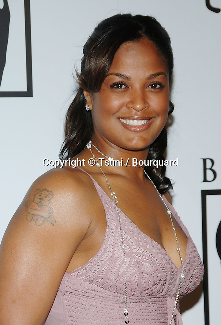 Tatiana Ali arrving at the BILLIES AWARDS, celebrating Women's Sports and Physical Activity at the Beverly Hilton in Los Angeles. April 20,  2006.