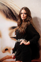 Model Clara Alonso attends 'Venuto Al Mondo' (Volver A Nacer) premiere at Capitol cinema. January 10, 2013. (ALTERPHOTOS/Caro Marin) /NortePhoto