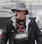 Lindenwood University-Belleville head football coach Dale Carlson.