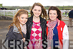 Rebecca Long Eve Dowling (Listowel) with Amy Foley (Tarbert) pictured at Listowel races on Sunday.